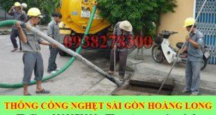 Nạo vét hố ga tại Ninh Thuận