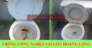 Nhà vệ sinh bị tắc nghẹt giấy nguyên nhân & khắc phục