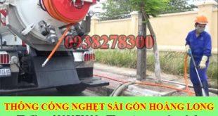 Rút hầm cầu Ninh Thuận uy tín giá rẻ