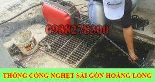 thông cống nghẹt ninh Thuận